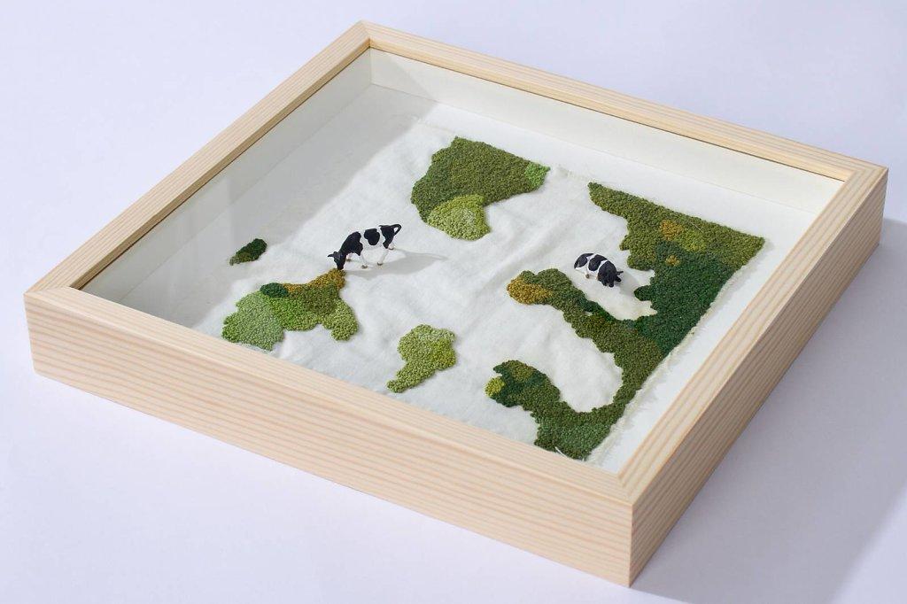 Ko äter gräs (2015)