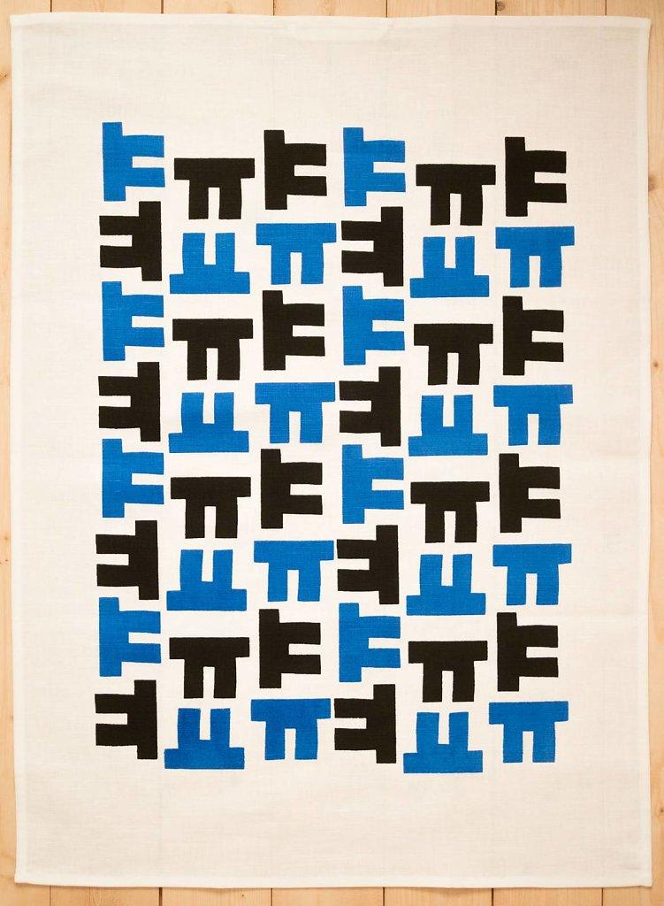 TORII (blå/svart)